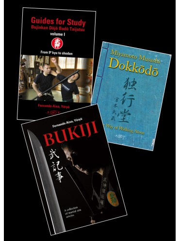 Bukiji, Guides for study Bujinkan & Dokkodo