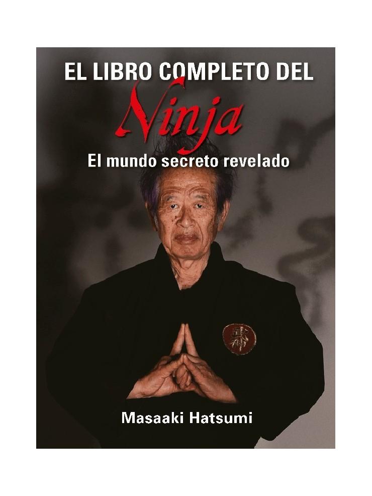 El libro completo del Ninja, por Masaaki Hatsumi