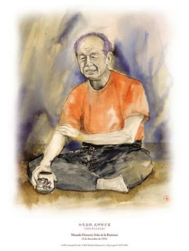 Masaaki Hatsumi. Soke Bujinkan Dojo