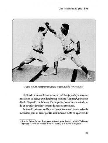 Una Lección de Jiu-jitsu