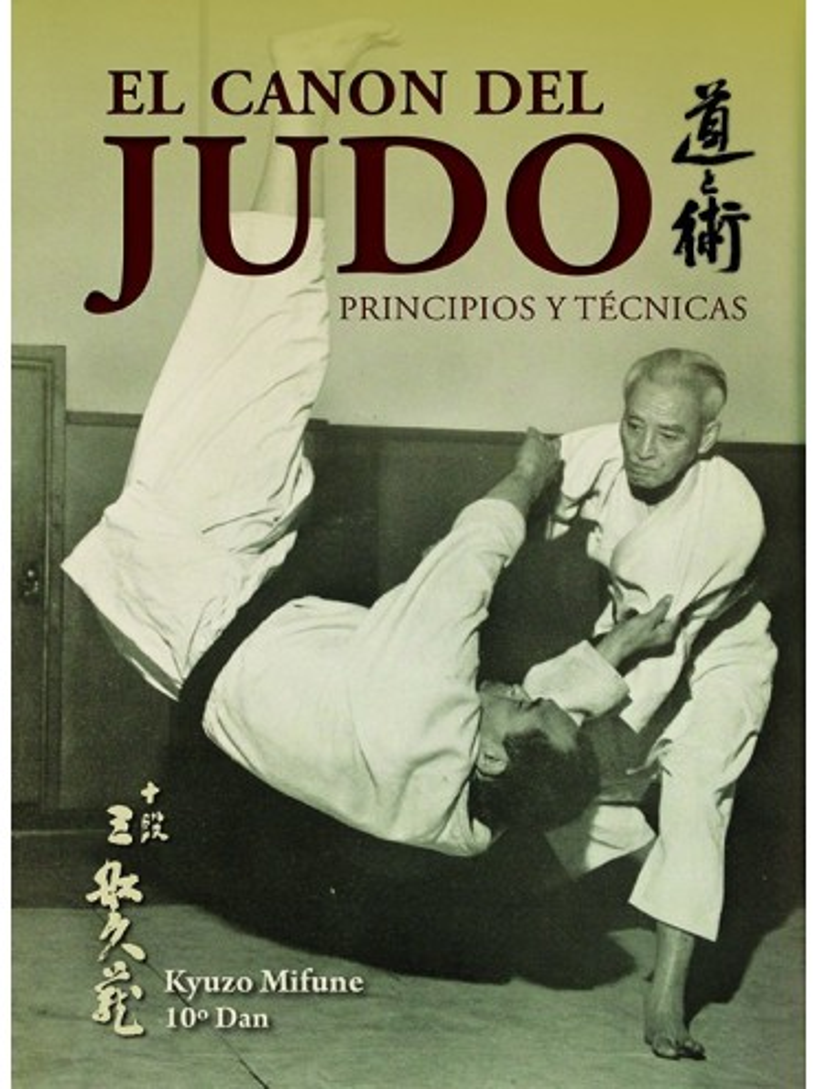 El Canon del Judo, Kyuzo Mifune