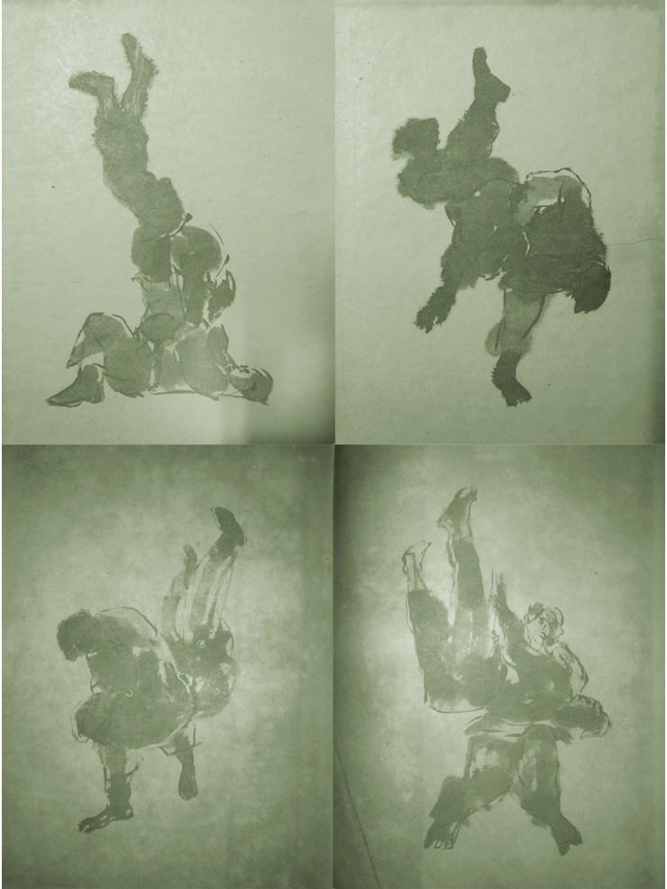 Láminas Mifune (Técnicas de judo)