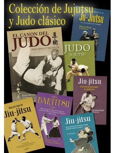 Colección Judo y jujutsu clásicos